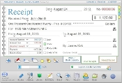 Receipt Book Manager 7